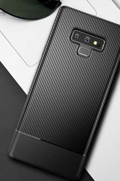 Luxury Carbon Fiber Ultra Thin Cover for Samsung Galaxy Note 9/ Note 8, Ultra slim, ultra thin protection, comfortable feel, premium case
