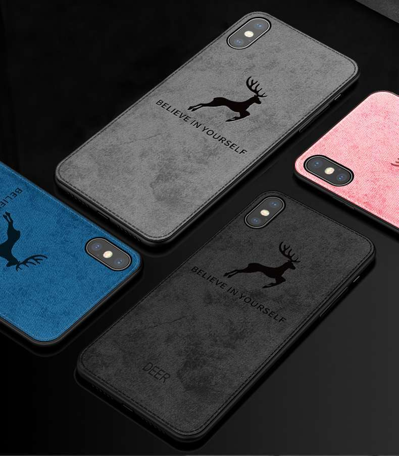 """Multi Colours """"Believe in Yourself"""" iPhone Case for iPhone X, XS, XR, XS MAX"""