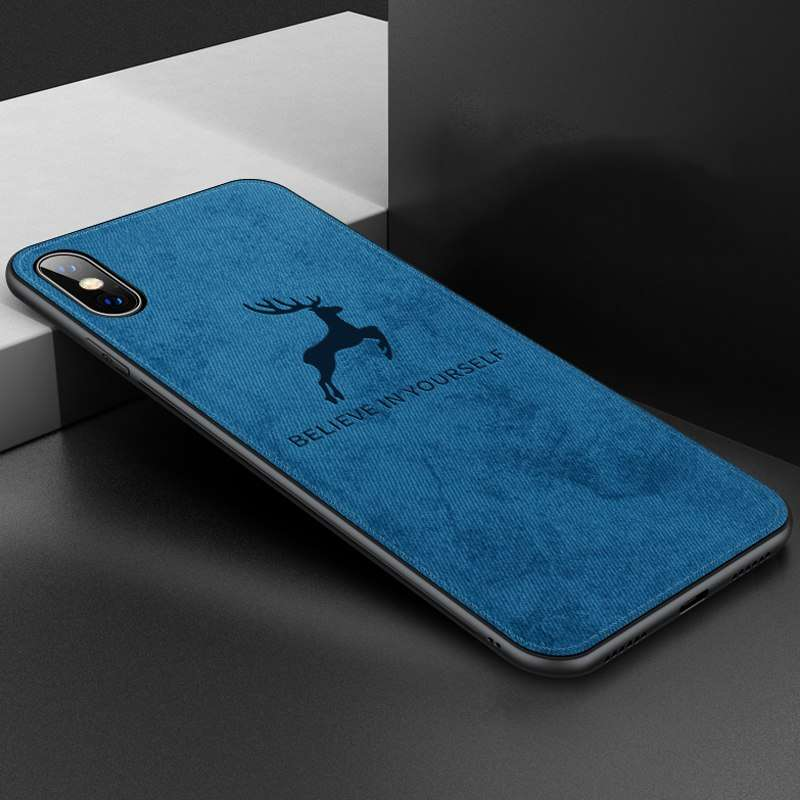 """Believe in Yourself"" iPhone Case Awesome Blue Colour Case"