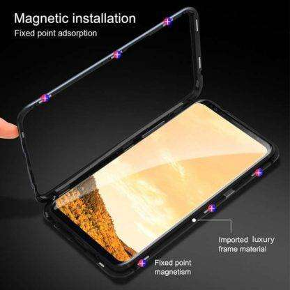 Fixed Point Adsorption Magnetic Cover For Samsung Galaxy S10, S10+
