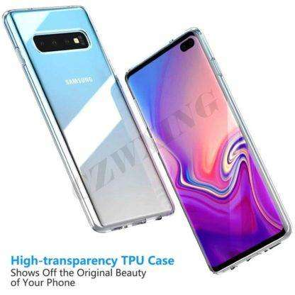 High Transparent Cover For Samsung Galaxy S10