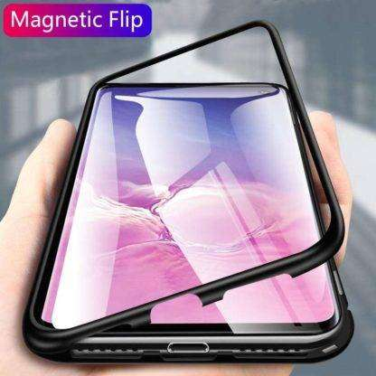 Magnetic Cover For Samsung Galaxy S10, S10+