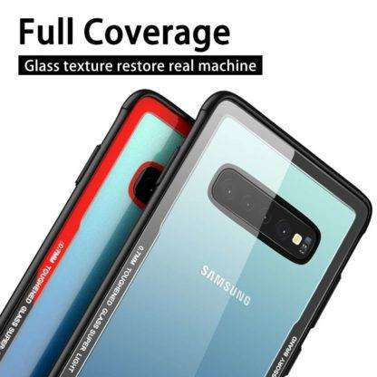 Tempered Glass Cover For Samsung Galaxy S10