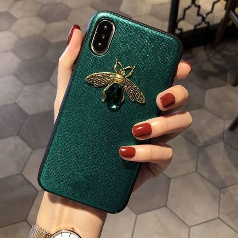 Diamond Bee Soft Case