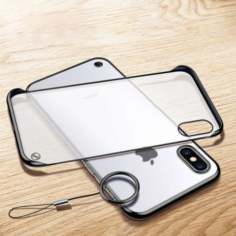 Transparent and Clear Case