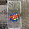 Super Pow Toon iPhone Case