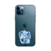 Cute Elephant iPhone 12 Clear Case