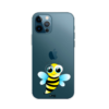 cute butterfly iphone 12 clear case